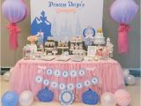 One Year Old Birthday Decorations Fairytale Princess themed 1 Year Old Birthday Party