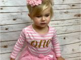 One Year Old Birthday Girl Outfits Baby Girl First Birthday Outfit First Birthday Dress Girls