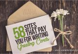 Online Birthday Card Companies top Greeting Card Companies Online that Pay You Money