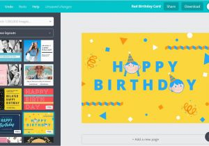 Online Birthday Card Maker With Name Greeting Choice Image Greetings