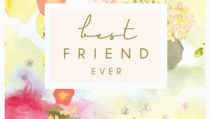 Online Birthday Cards for Best Friend Best Friend Ever Card Karenza Paperie