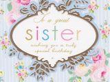 Online Birthday Cards for Sister Great Sister Birthday Card Stephanie Rose Cardspark