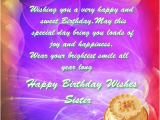 Online Birthday Cards for Sister Happy Birthday Sister Free Birthday Wishes Ecards