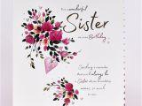 Online Birthday Cards for Sister Platinum Collection Birthday Card Sister Happy Birthday