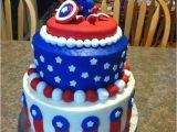 Online Birthday Gifts for Him In Usa Captain America Birthday Cake Birthday Ideas Pinterest