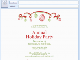 Online Birthday Invitations to Email Email Holiday Party Invitations Ideas Noel Pinterest