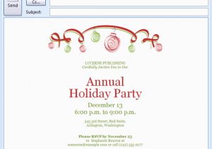 Online Birthday Invitations To Email Holiday Party Ideas Noel Pinterest
