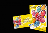 Online Gift Cards for Birthdays Birthday Gift Cards Customize A Visa Gift Card