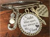 Online Gifts for Sister On Her Birthday Sister Gift Sister Bracelet Sister Jewelry Big Sister