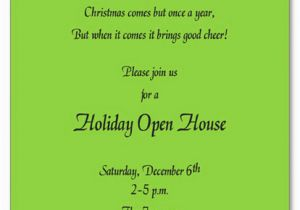 Open House Birthday Party Invitation Wording Open House Party Invitation Wording Oxsvitation Com