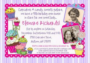 Open House Birthday Party Invitation Wording Wording for 90th Birthday Invitations Sweet Open House