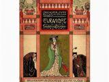Opera Birthday Card Turandot A Puccini Opera Greeting Card Zazzle
