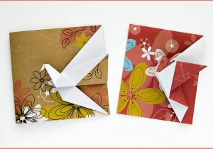 Origami For Birthday Cards Greeting Crane Card By Didier