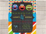 Oscar the Grouch Birthday Invitations 22 Best Oscar the Grouch Party Images On Pinterest
