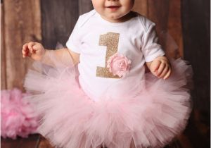 Outfits for 1 Year Old Birthday Girl 1st Birthday Outfit 1 Year Old Girl Birthday Dress Tutu