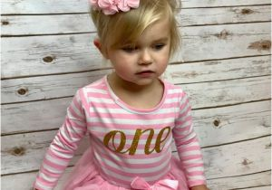 Outfits for 1 Year Old Birthday Girl Baby Girl First Birthday Outfit First Birthday Dress Girls