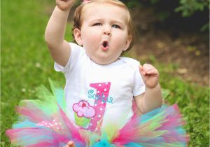 Outfits for First Birthday Girl Baby Girl 1st Birthday Outfit First Birthday Tutu Cupcake