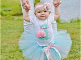 Outfits for First Birthday Girl First Birthday Outfit Girl Baby Girl 1st Birthday Tutu