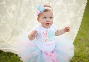 Outfits for First Birthday Girl Girls First Birthday Outfit First Birthday Shirt or Bodysuit