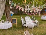 Outside Birthday Party Decorations How to organize A Memorable Outdoor Birthday Party Baby