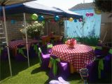 Outside Birthday Party Decorations New Outdoor Birthday Party Decoration Ideas Creative