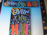 Over the Hill Birthday Decorations Over the Hill Birthday Door Cover and Banner Party