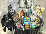 Over the Hill Birthday Gifts for Him Over the Hill tombstone Gift Basket