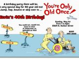 Over the Hill Birthday Invitation Templates Over the Hill Birthday Party Invitations by