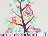 Owl 1st Birthday Party Decorations Kara 39 S Party Ideas Twin Owls 1st Birthday Party Kara 39 S
