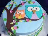Owl Birthday Cake Decorations Owl Birthday Cakes Happy Birthday