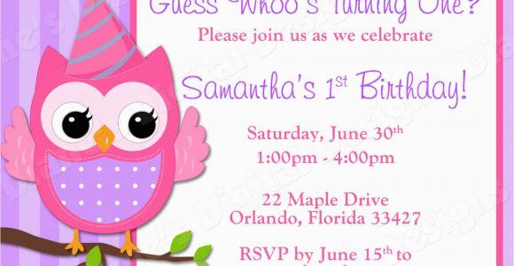Owl Birthday Invitation Template 40th Birthday Ideas Owl Birthday Invitation Template Free