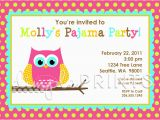Owl Birthday Party Invites Night Owl Printable Birthday Party Invitation Dimple