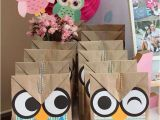 Owl Decoration for Birthday Party Owl Birthday Party Ideas Photo 9 Of 28 Catch My Party