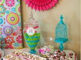 Owl Decoration for Birthday Party Quot Colors Candy Dish and Cage Quot Owl whoo 39 S One themed