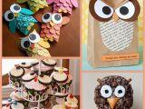 Owl Decorations for Birthday Owl Party Ideas for An Owl Tastic Party Mimi 39 S Dollhouse