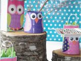 Owl Decorations for Birthday Party Owl Party Ideas
