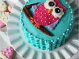 Owl First Birthday Decorations Worth Pinning Owl Smash Cake for 1st Birthday