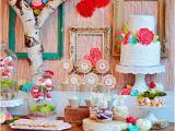 Owl themed Birthday Decorations My Owl Barn A Girlie Woodland Owl themed Birthday Party