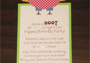 Owl themed Birthday Invitations Jen 39 S Happy Place Owl themed Birthday Party the Invitation