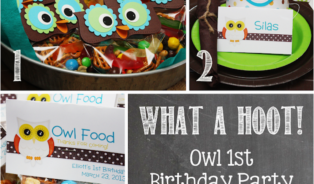 Download By SizeHandphone Tablet Desktop Original Size Back To Owl Themed Birthday Party Decorations