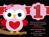 Owl themed First Birthday Invitations Owl 1st Birthday Invitations Ideas Bagvania Free