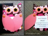 Owl themed First Birthday Invitations Owl themed Invitations Diy Inspired