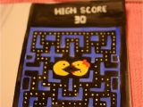 Pac Man Birthday Card Doo Dah Happy 30th Jeff Handmade Pac Man Birthday Card