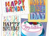Pack Of assorted Birthday Cards Birthday Card assorted Pack Set Of 36 Cards Envelopes