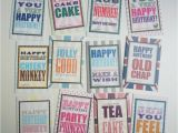 Pack Of assorted Birthday Cards Pack Of 12 assorted Birthday Cards by Dimitria Jordan