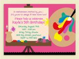 Painting Birthday Party Invitation Wording Birthday Invites Awesome 10 Art Painting Party