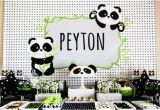 Panda Bear Birthday Decorations Kara 39 S Party Ideas Panda Bear Quot Panda Monium Quot Birthday