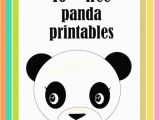 Panda Birthday Card Template 21 Free Printable Panda Gifts Cards and toys