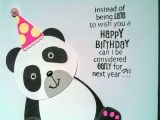 Panda Birthday Card Template Panda Birthday Card Roberta Stevenson 39 S
