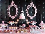 Paris Birthday theme Decorations A Parisian themed Baby Shower Two Bright Lights Blog
